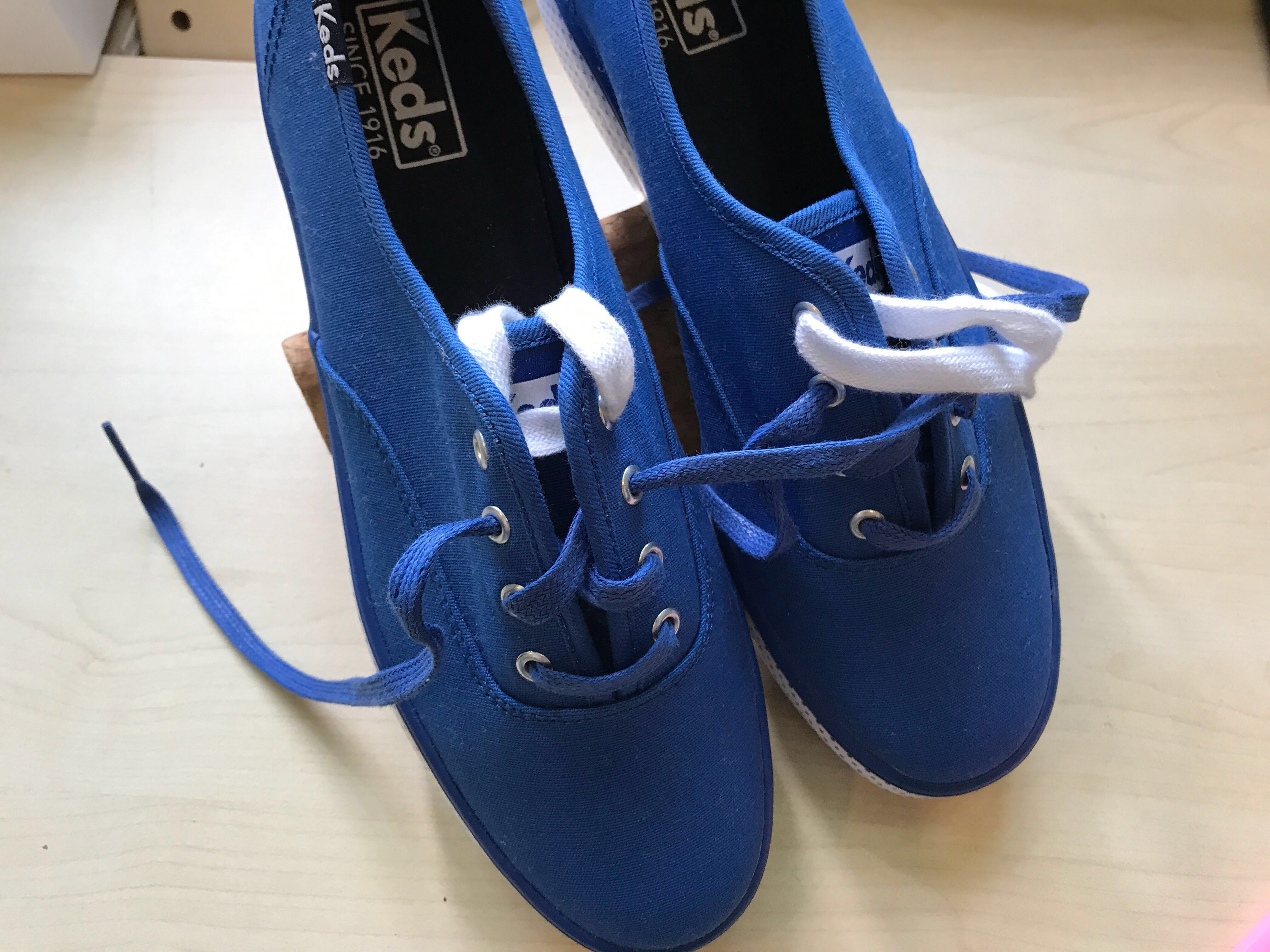 f4116b8ccca5 Authentic Keds (SIZE 39), Women's Fashion, Shoes, Sneakers on Carousell