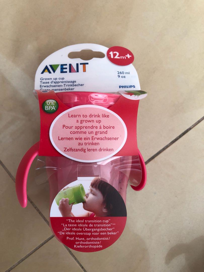 AVENT Baby water bottle