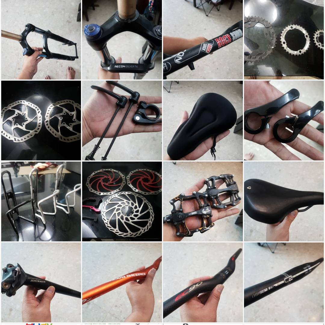 Bike Parts All Must Go Bicycles Pmds Parts Accessories On