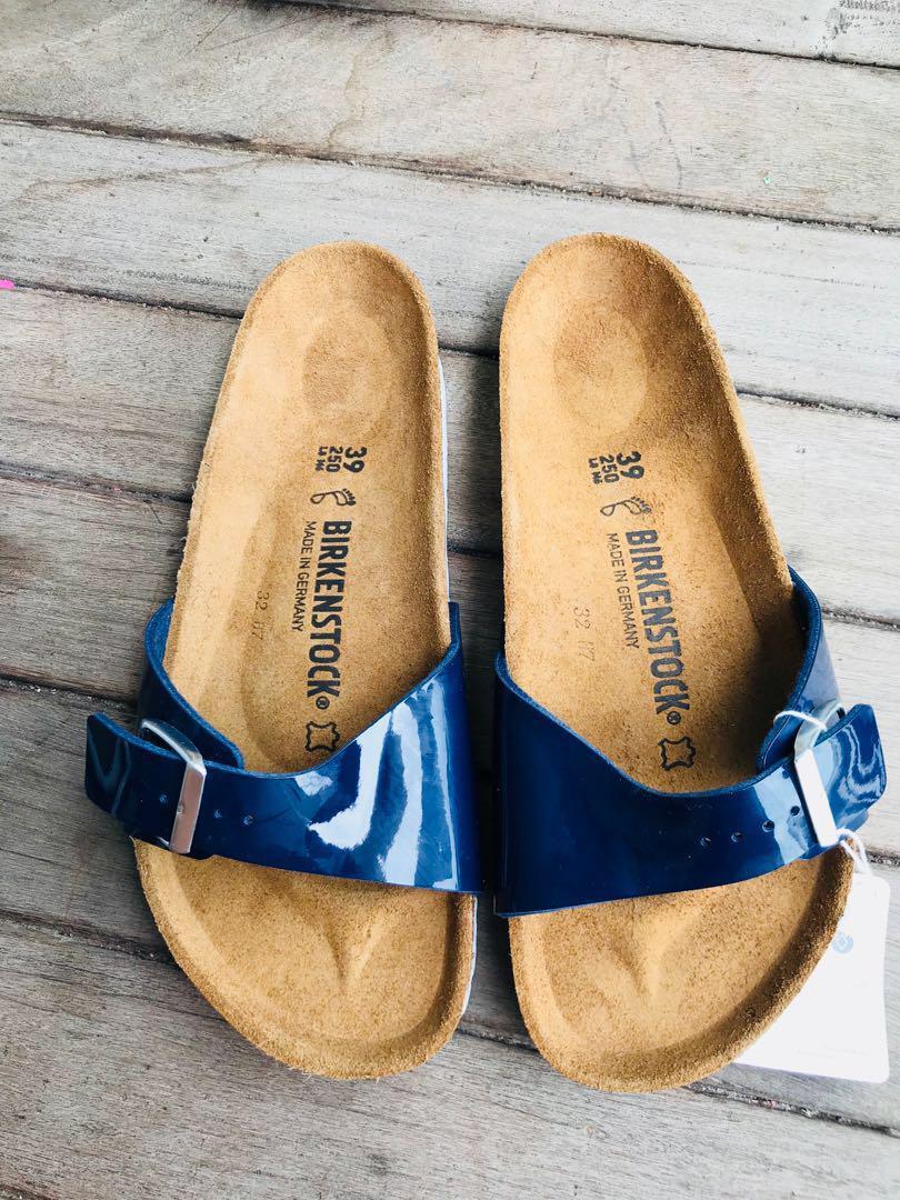 birkenstock women blue
