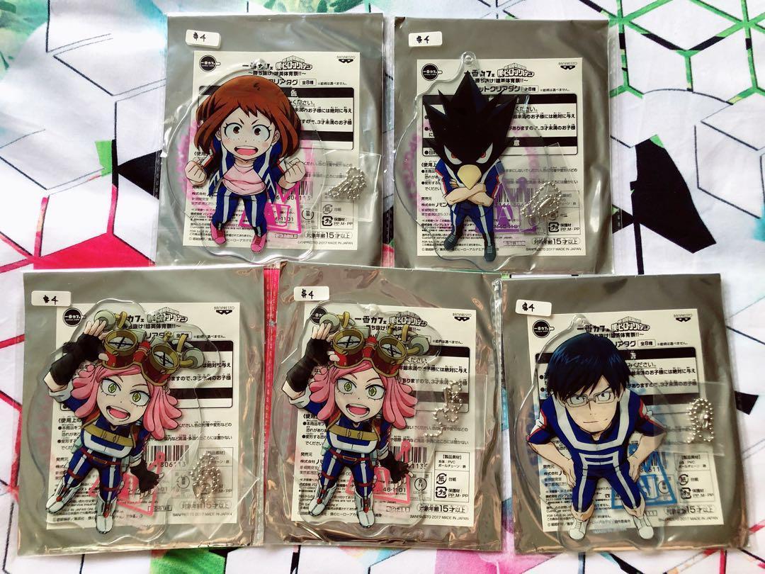 My Hero Academia Eijiro Kirishima Vinyl Phone Strap Anime Manga NEW