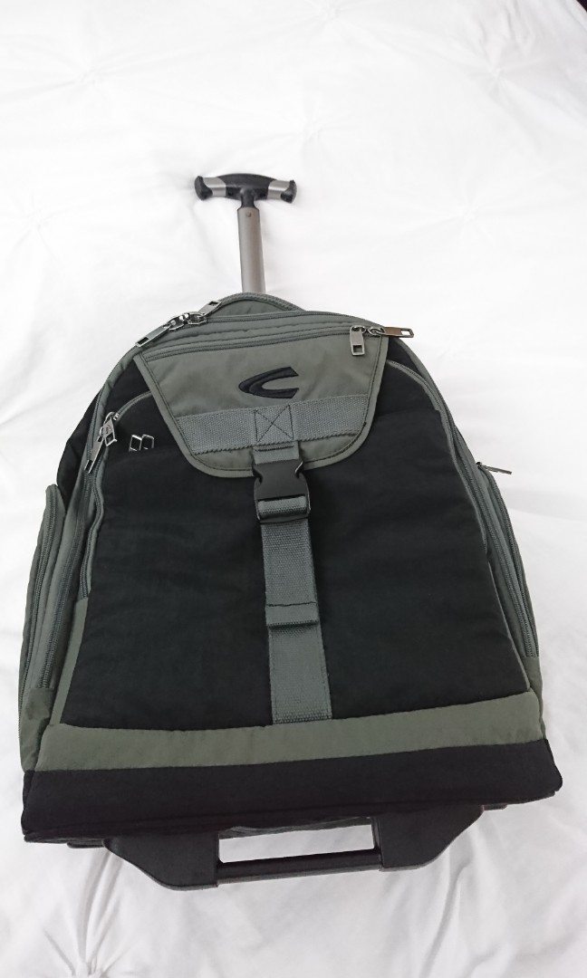 c03f82cb47f Camel Active Trolley Bag, Travel, Travel Essentials, Luggage on Carousell