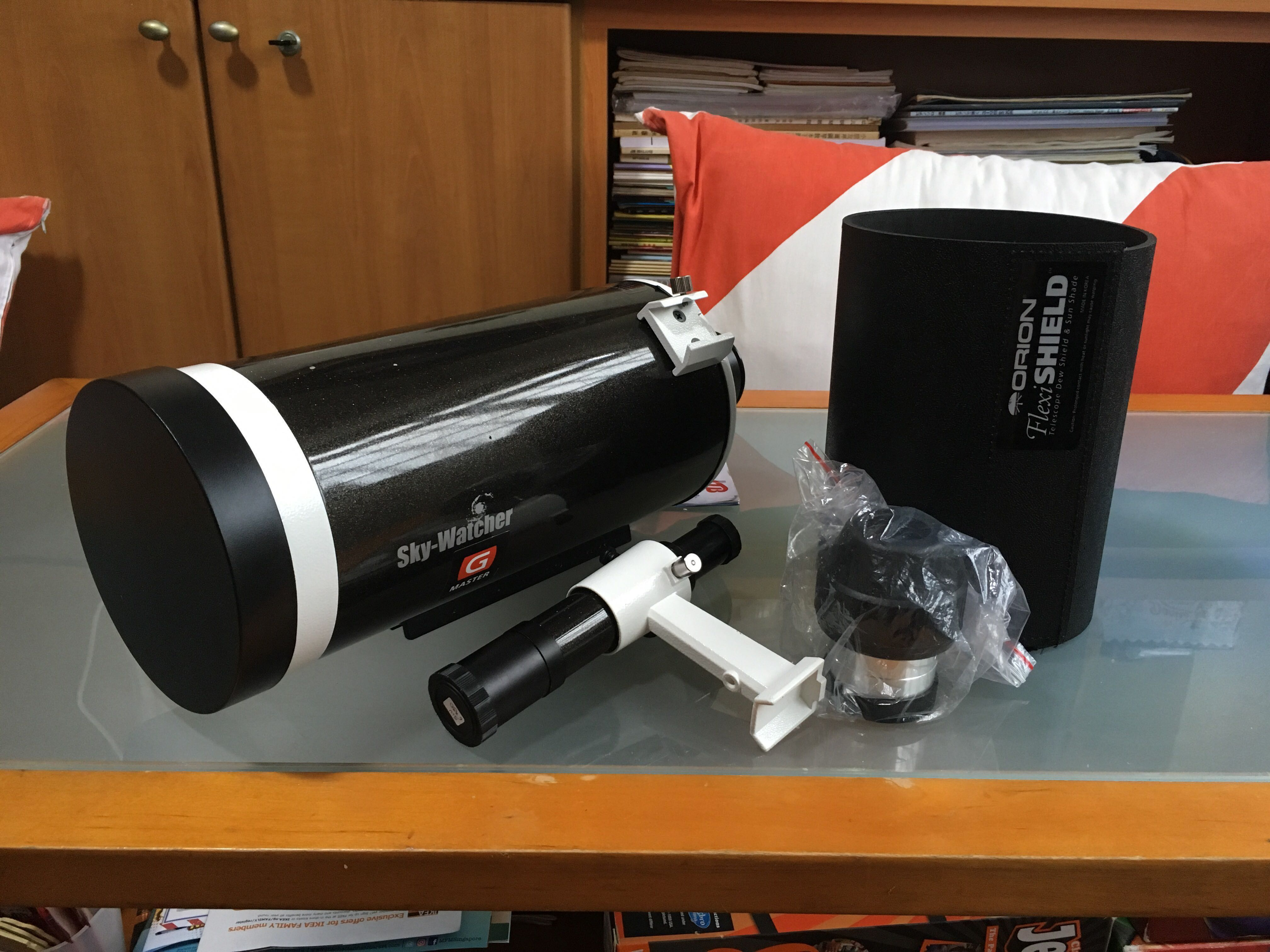 Cheap and good astronomical telescope: 5u201d sky watcher bk127