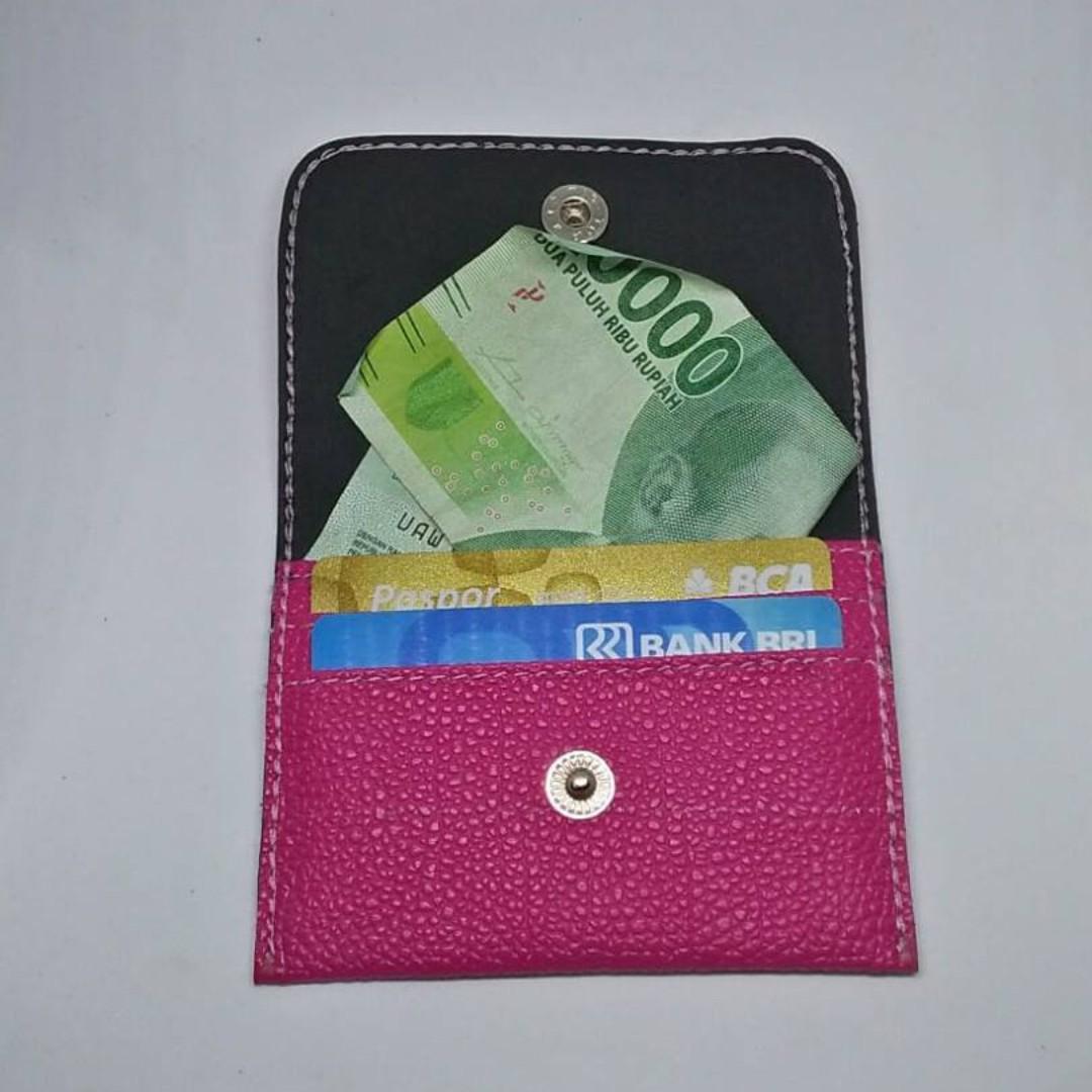 dompet tangan card holder