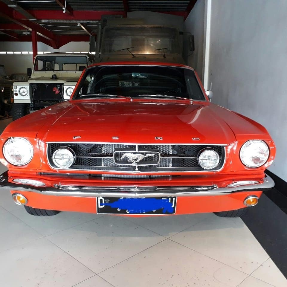 Ford mustang fastback thn 1965 cars cars for sale on carousell