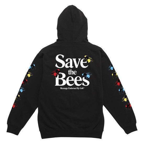 841bc20741c8 Golf wang save the bees black hoodie