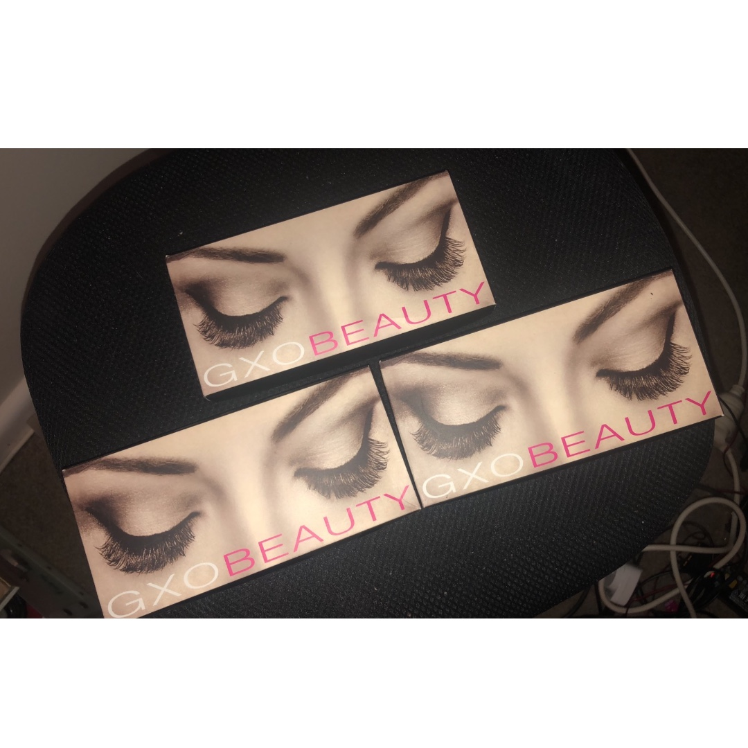 ce7fc682fed GXO BEAUTY LASHES, Health & Beauty, Makeup on Carousell