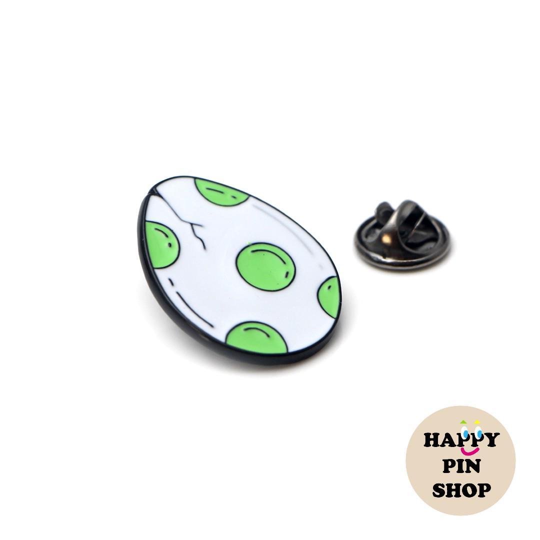 Hatching Yoshi Egg (Super Mario Bros) Enamel Pin