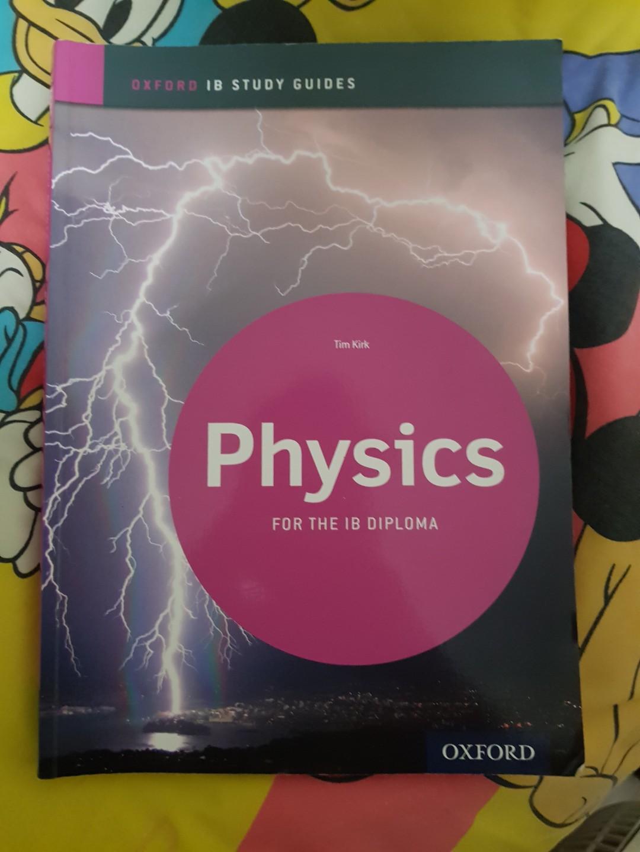 ib physics study guide books stationery textbooks tertiary on rh sg carousell com ib physics study guide 2014 edition ib physics study guide pdf online