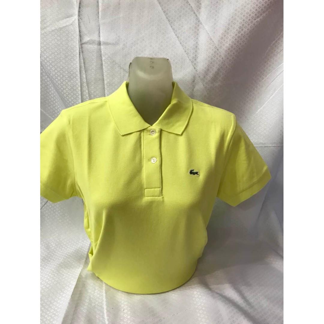 f3315bdb935 Lacoste Polo shirt women (overruns) size 38、40、42、44, Women's ...