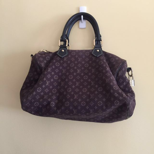 9cc18ee427f4 Louis Vuitton Idylle Speedy 30 Bandouliere Mini Lin SALE!!