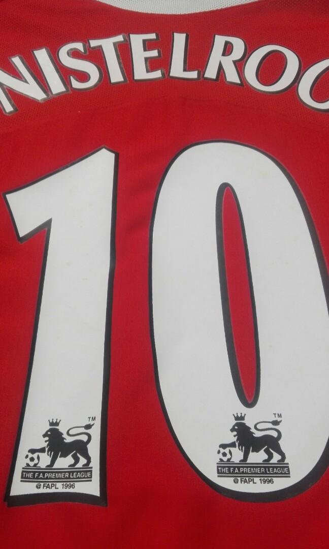 9ad0d35c2 Manchester United Nike 2004 05 jersey jersi jc