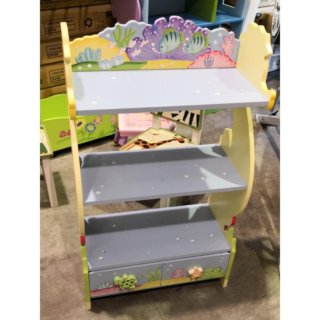 SALE MARINE BOOKSHELF Furniture Shelves Drawers On Carousell