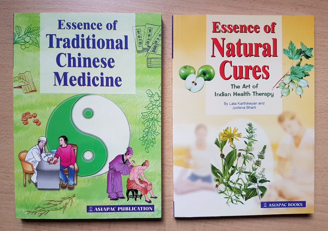 Herbal Books Categories