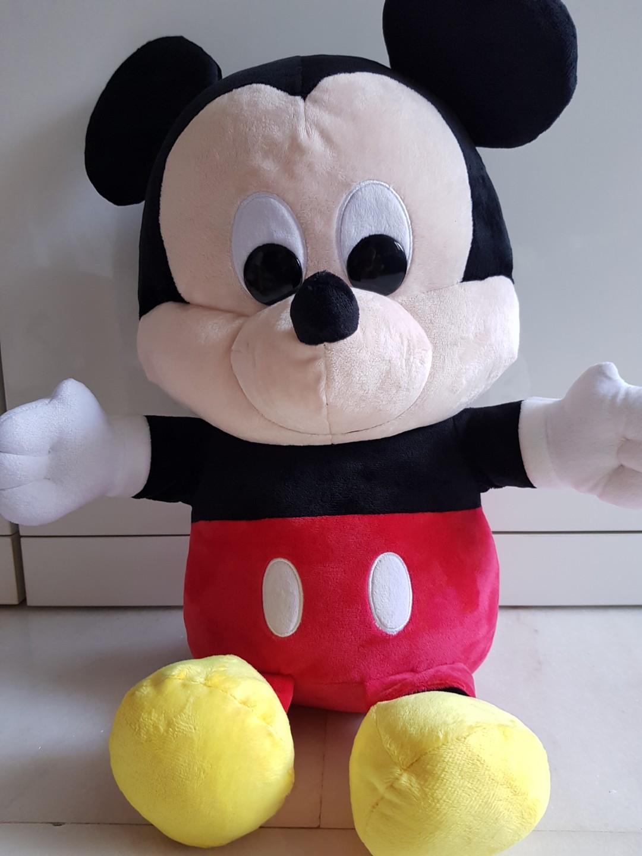 Mickey Mouse - Jumbo Size!!! 58d21e4c7645
