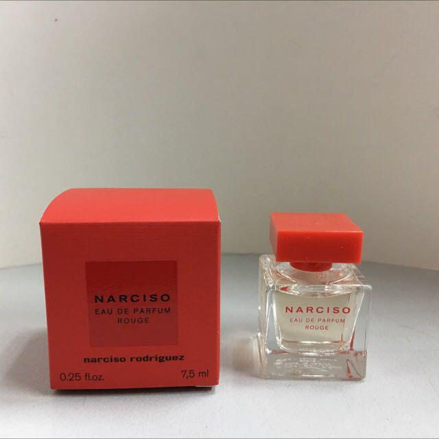Narciso Rouge by Narciso Rodriguez EDP 7.5ml 迷你香