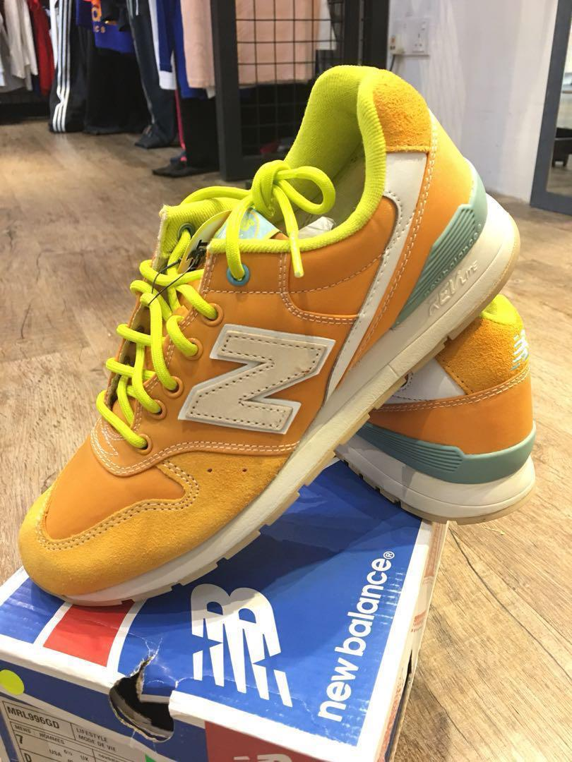online store 74766 7f636 New balance MRL 996 GD on Carousell