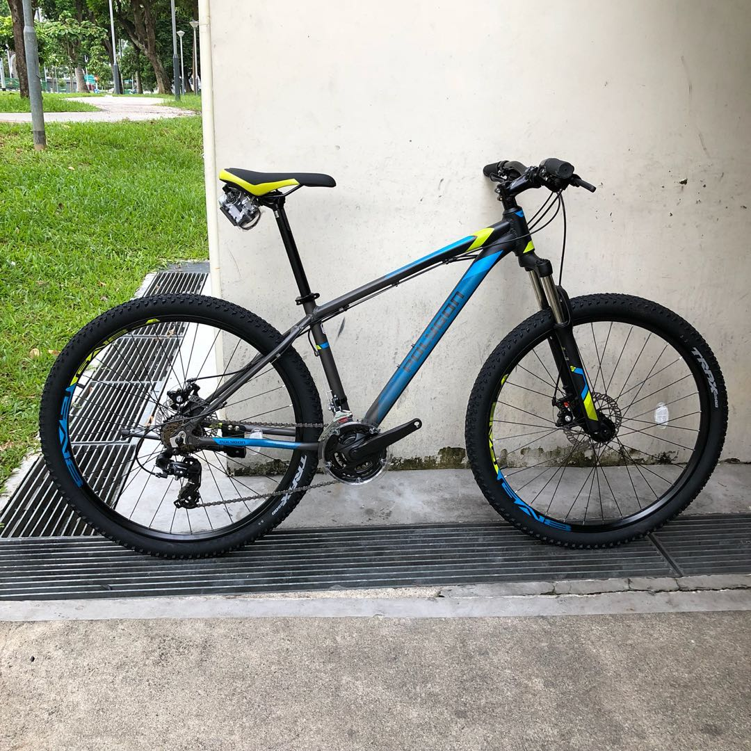 18ddcee7ddb New: Polygon Cascade 3 mountain bike 27.5 wheels, Bicycles & PMDs, Bicycles,  Mountain Bikes on Carousell