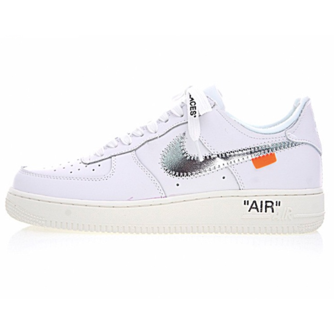 buy online 7ce72 ad23c Nike Air Force 1 OFF WHITE, Men's Fashion, Footwear ...