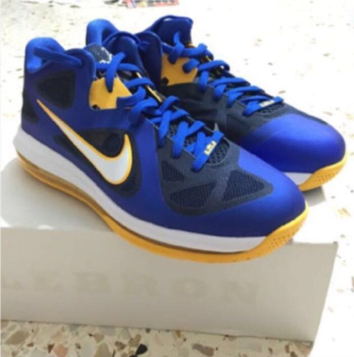 lowest price 42e6e a7f93 Nike Lebron IX Low