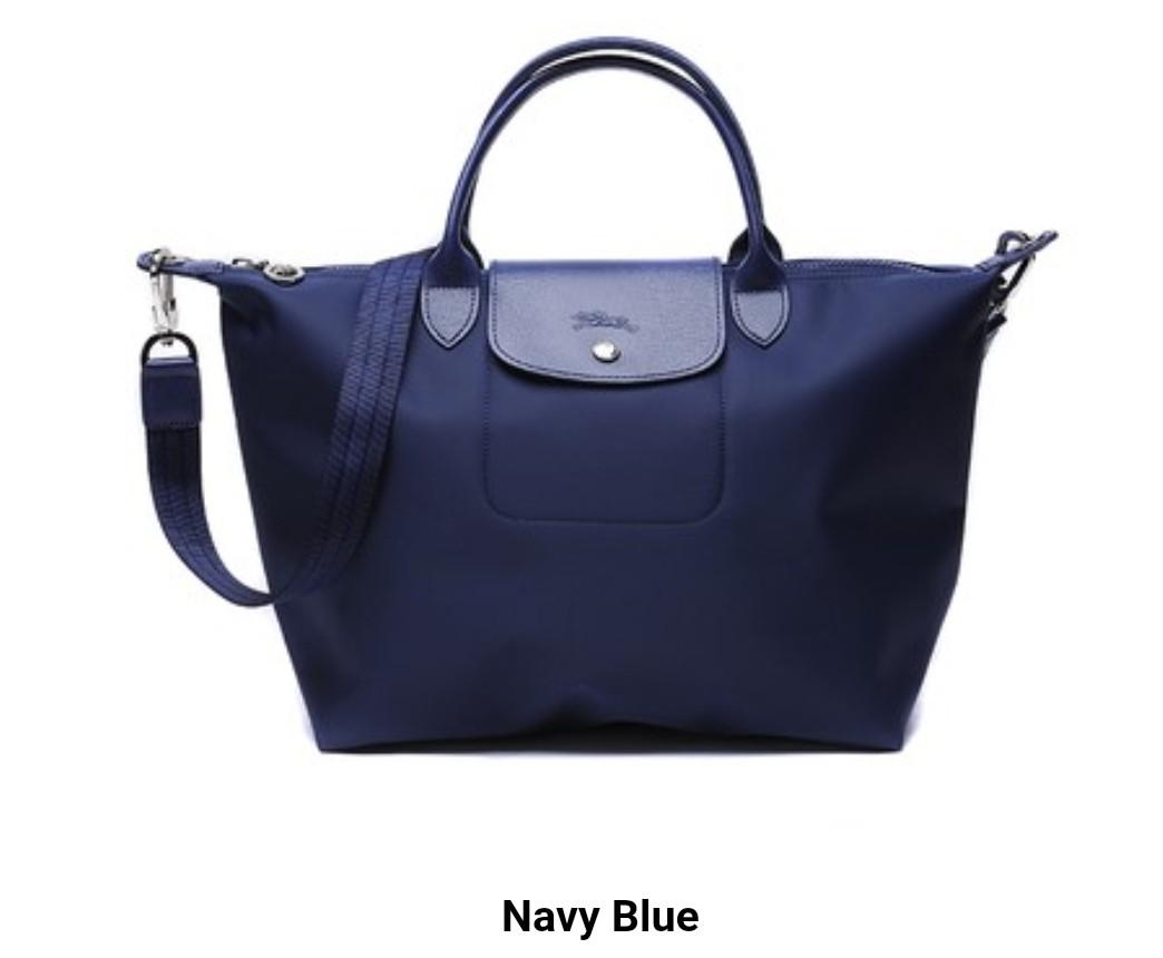 bf2b3b4a40 Original longchamp bag medium size with original France receipt ...