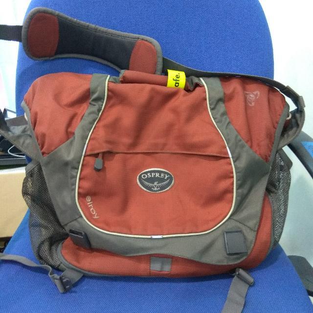 Original Offsprey Elroy Bag Mens Fashion Bags Wallets On Carousell