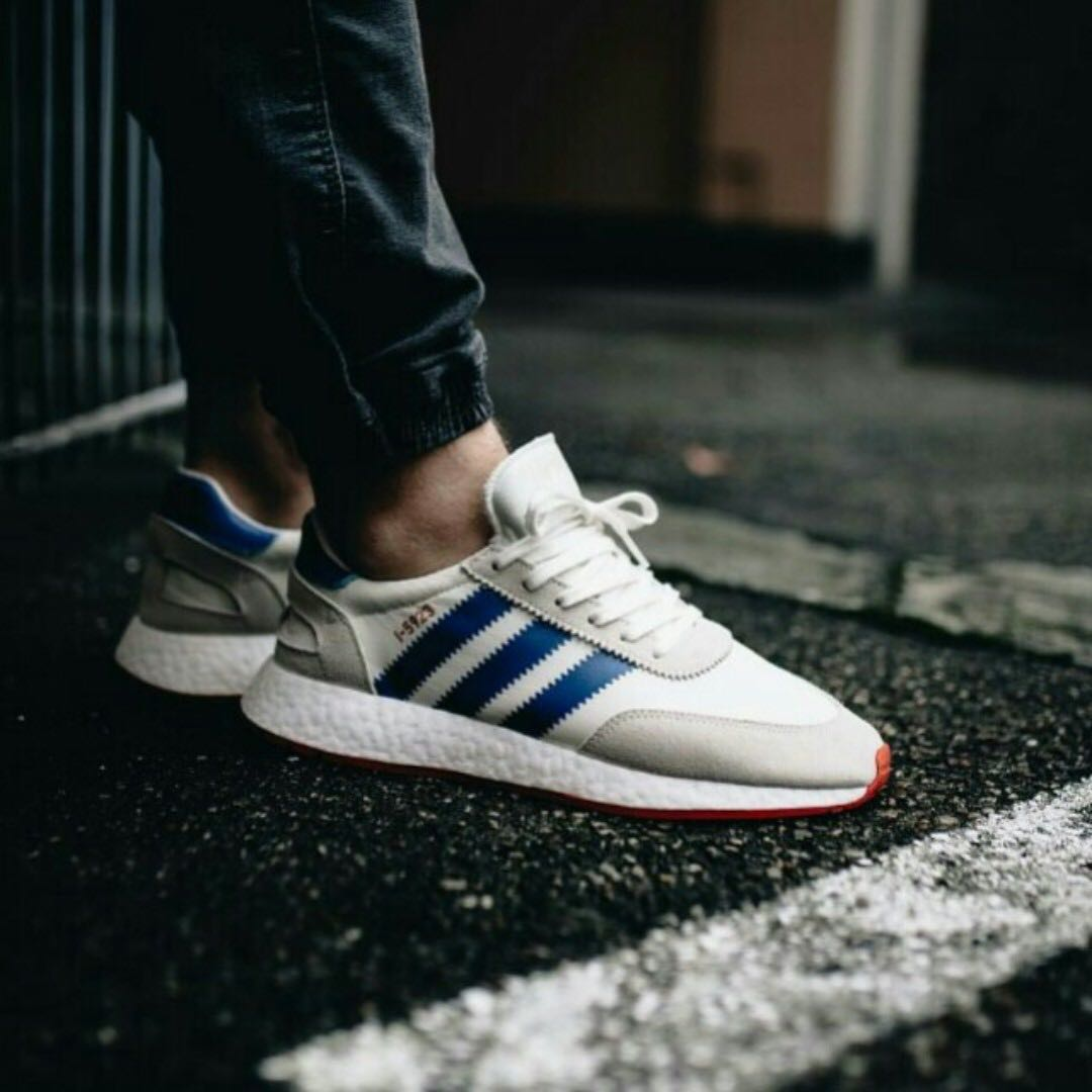 sports shoes fcedb 0c1ca PO) Adidas Iniki i-5923 Pride of 70s, Mens Fashion, Footwear