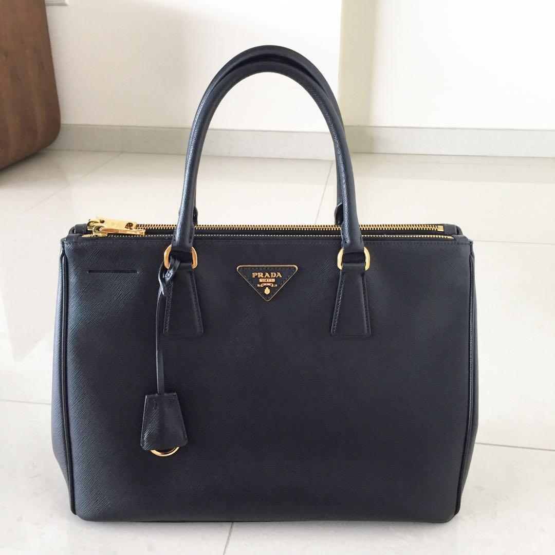 d27e05b2fe4 Prada Saffiano Bag, Women s Fashion, Bags   Wallets, Handbags on ...