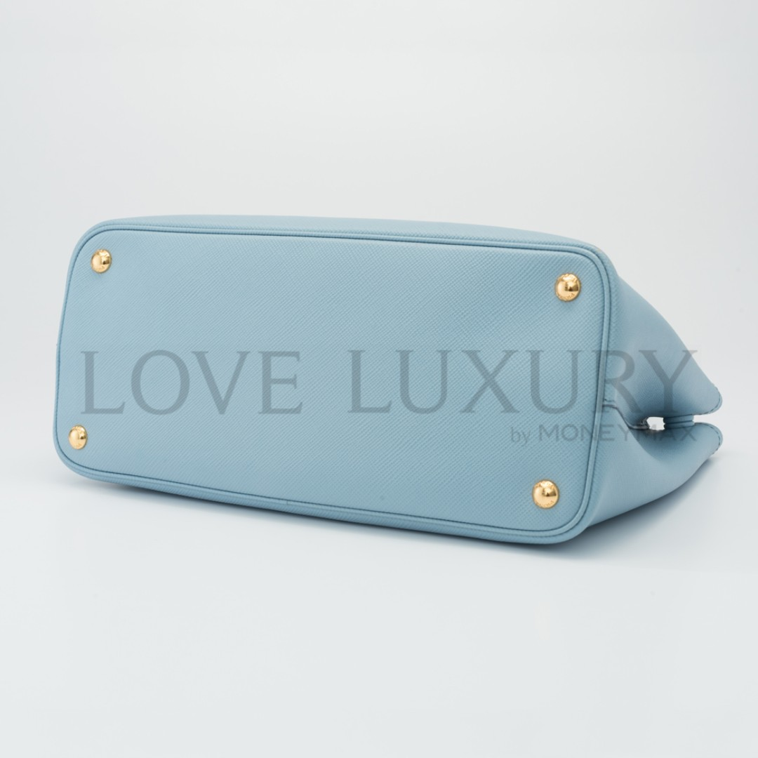 c036a79bd536 Preowned Prada, Saffiano Cuir Double Bag - 1BG775 (POB0006217), Luxury, Bags  & Wallets, Handbags on Carousell
