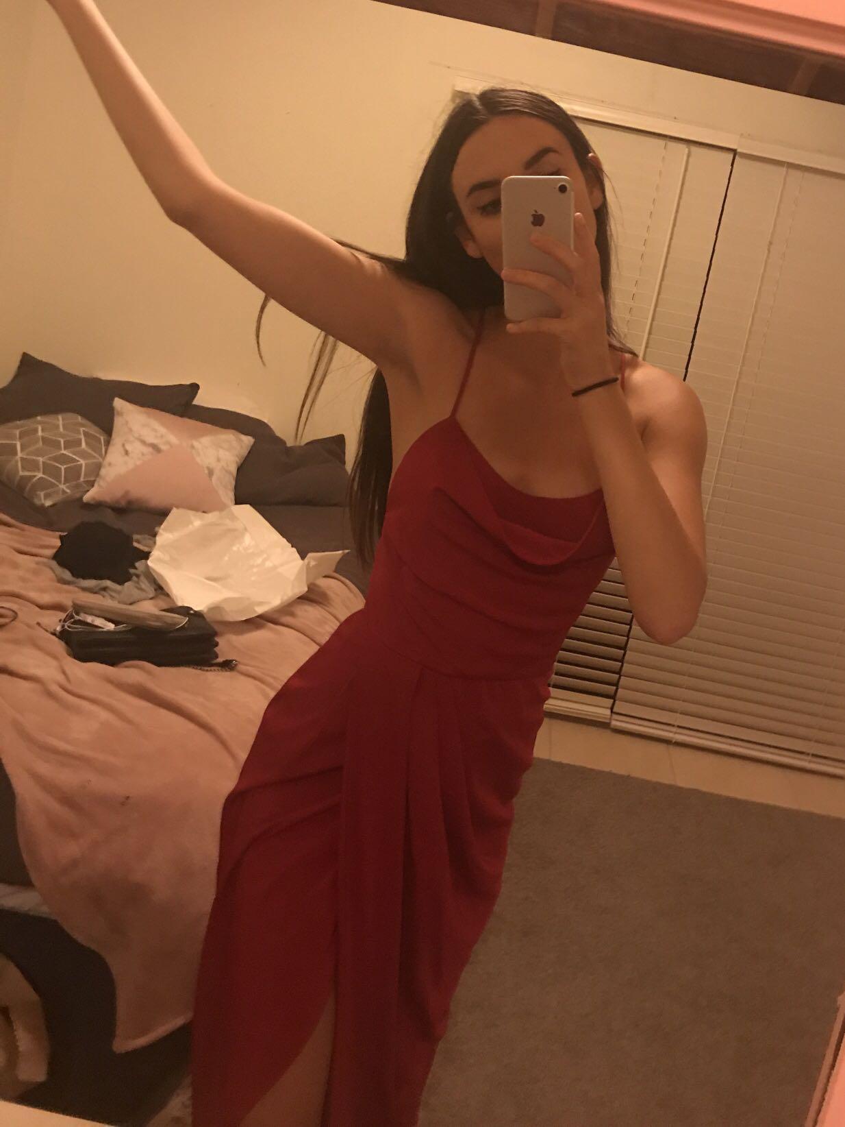 Shona Joy ball dress!