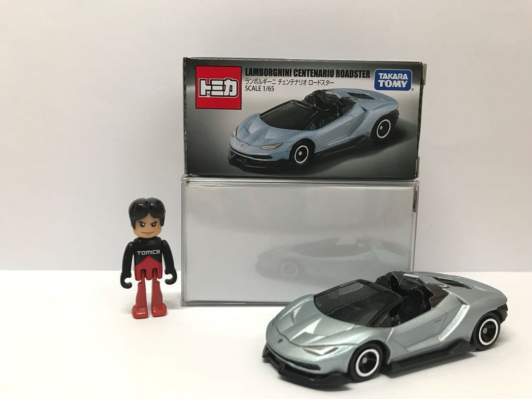 Tomica Lamborghini Centenario Roadster Nfs Toys Games Others