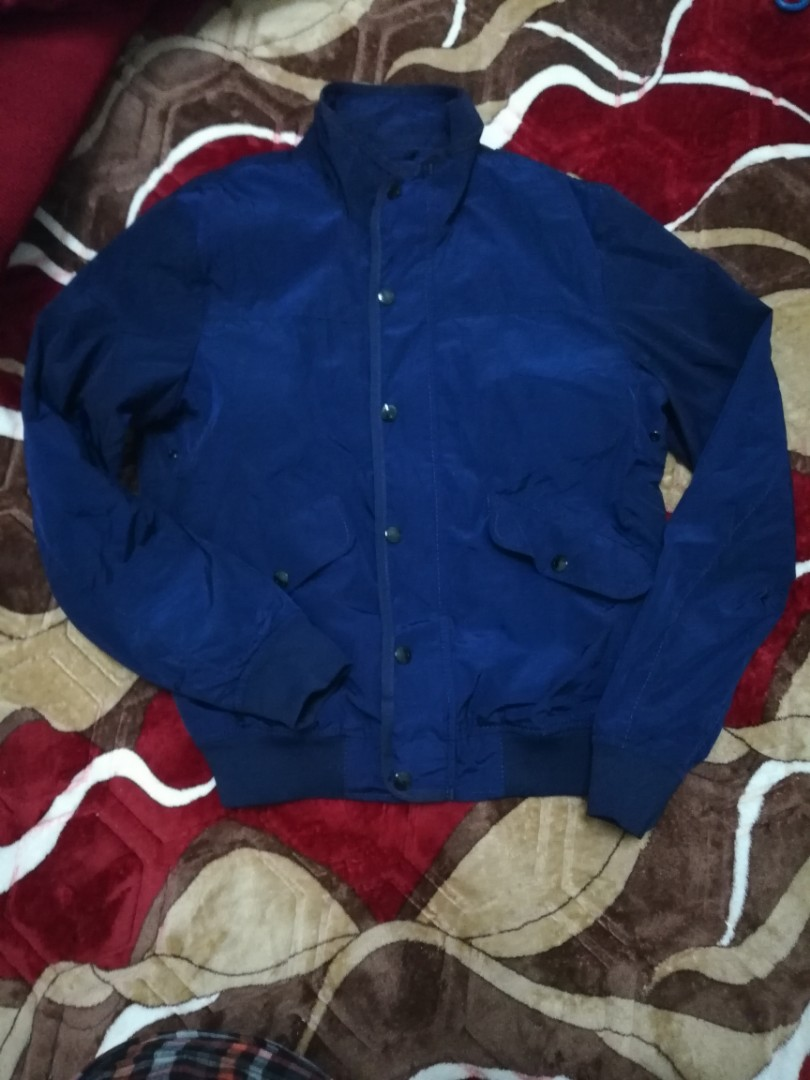5d94b8bc Zara Man Bomber Jacket, Men's Fashion, Clothes on Carousell