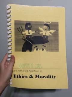 A Level GP Ethics and Morality