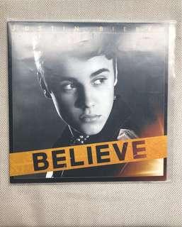 Brand New Justin Bieber Vinyl Record/ LP
