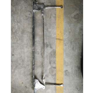 Proton Preve Front Strut bar and anti roll bar