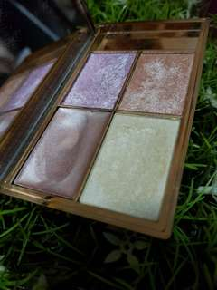 Sleek Solstice Highlighter Pallete