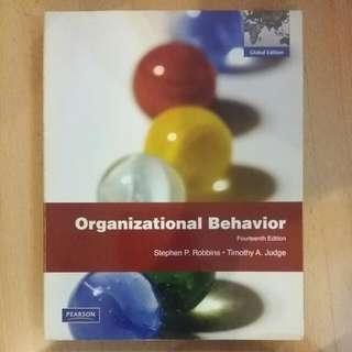 Organizational Behavior 14th Edition