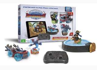 BNIB ACTIVISION Skylanders Superchargers: Starter Pack for iPad; iPhone & iPod touch