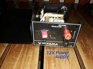 Project Power supply