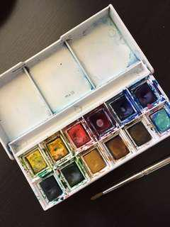 Winsor & Newton Cotman Watercolour Set