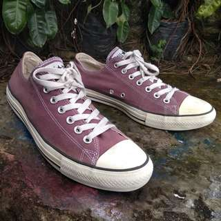 Converse Ct Low Maroon