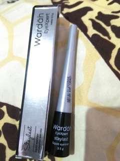 eyeliner wardah expert staylast liquid eyeliner