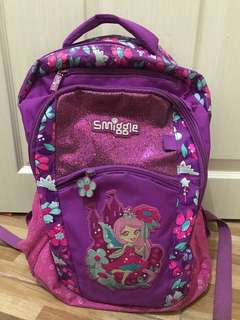 Smiggle Kids Bag School