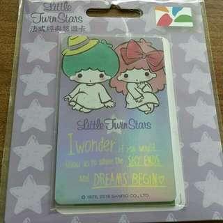 售台灣Twin Stars 悠遊卡