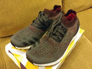 Adidas Ultraboost Uncaged Carbon (Red)