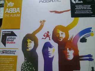 Abba The Album Half Speed Mastered Vinyl LP