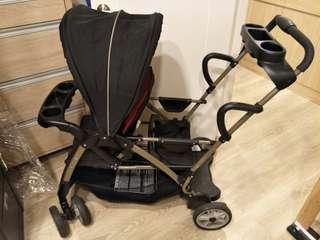 Graco 雙人推車 嬰兒推車