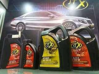 JTX1000 minyak hitam