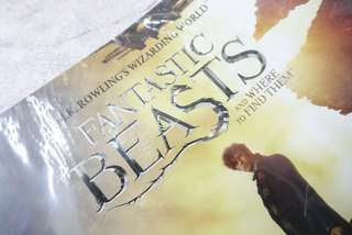 Harry Potters•Fantastic Beasts Sticker Book