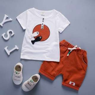 Boy Set - Top & Pants Only